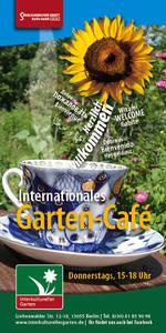 Internationales Gartencafé