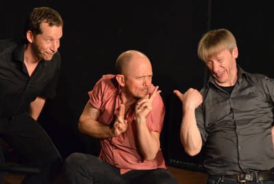 Gratis In Berlin Improvisationstheater Im Freien Fall