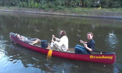 Mit dem Boot um die Welt.. - part 2