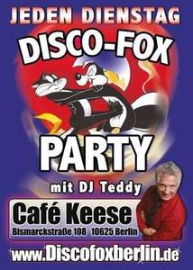 kostenloser DiscoFox Tanzkurs
