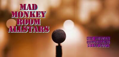 Mad Monkey Room Allstars*Comedy show*Prenzlauer Berg