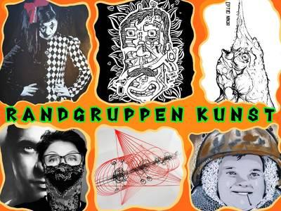Ausstellung Randgruppenkunst