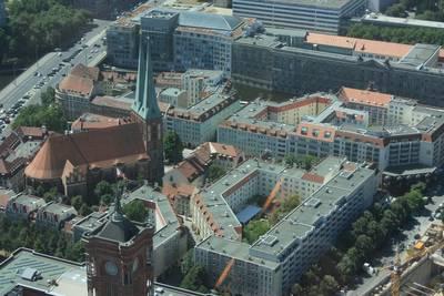 Das älteste Berlin - geführter Spaziergang durch das Nikolai...
