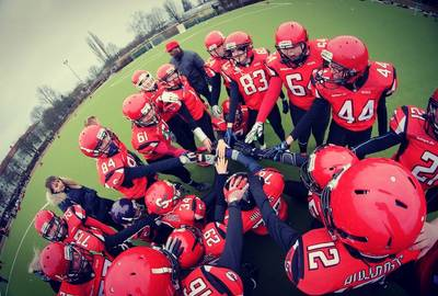 Spandau Bulldogs Ladies - American Football