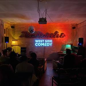 West Side Comedy - Standup Comedy Open Mic in Moabit