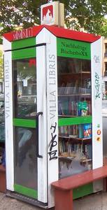 BücherboXXen in Berlin