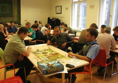 Spieleabend für Jugendliche & Erwachsene in Pankow