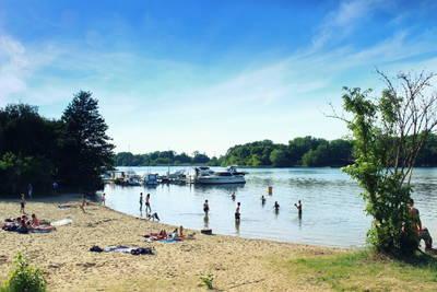 Die schönsten Badeseen in Berlin mit gratis Badestellen