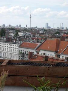 Panorama-Dach-Bar Klunkerkranich