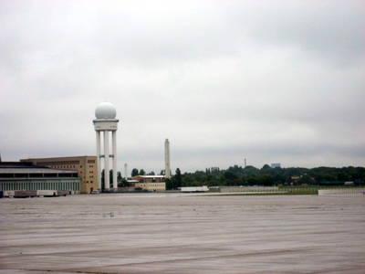 Tag der offenen Tür Flughafen Tempelhof