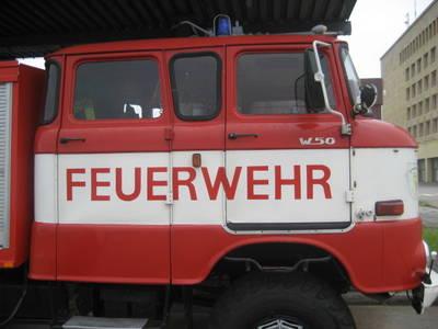 Tag der offenen Tür bei der Berliner Feuerwehr