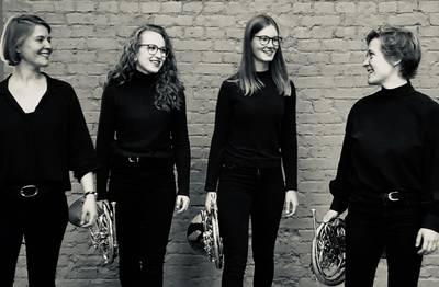 CORnsonant - Hornquartette von Klassik bis Jazz im Advent