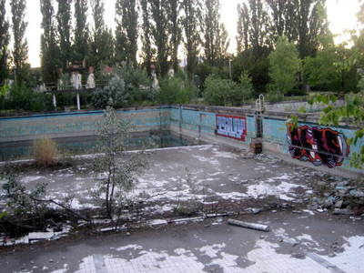 Erlebnisbericht: Gefängnistheater in Freibad Ruine (Projekt-...