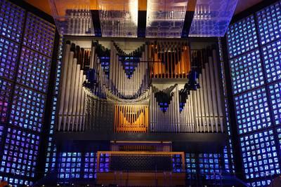Orgel KWG
