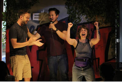 Free After Work English Standup Comedy in F-hain