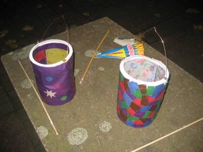 Martinsumzüge und Laternenfeste am St. Martinstag