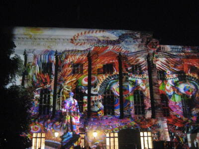 Festival of Lights 2020: Illuminationen auf Lichterfest Berl...