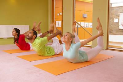 Yoga zum Ausprobieren jeden Donnerstag 20h
