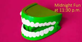 Midnight Fun@11:30 pm: English Comedy w/ Ingrid Wenzel, Ben ...