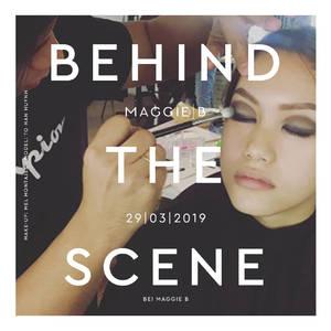 behind the scene Beautyshooting