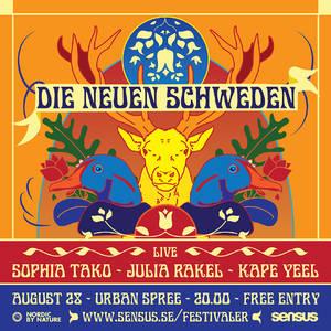 Die Neuen Schweden - Showcase mit 3 schwedischen Newcomer Ba...