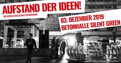 Der Aufstand der Ideen! Ausstellung und Ideenkonferenz