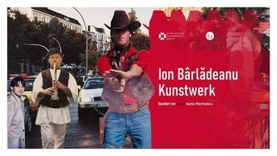Ausstellung Ion Bârlădeanu Kunstwerk