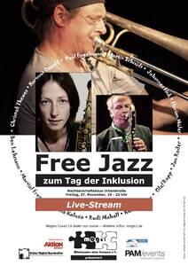 Free Jazz im Zeichen der Inklusion!