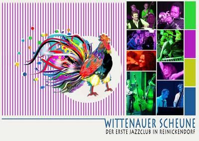 JAM Session in der Wittenauer Jazzscheune