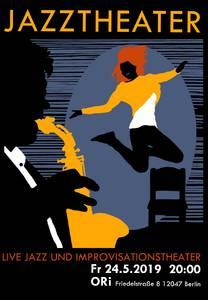 Plakat Jazztheater