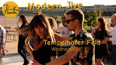 Tanzkurs Modern Jive - kostenlos & open air - Tempelhofe...