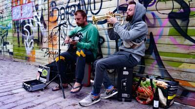 Streetfood und Live-Music