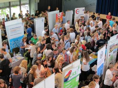JuBi - Die JugendBildungsmesse in Berlin