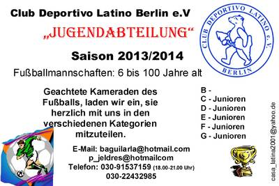 Club Deportivo Latino Berlin e.V.