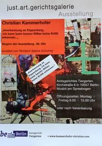 """Ausstellung """"Anerkennung an Kippenberger, ich kann beim..."""