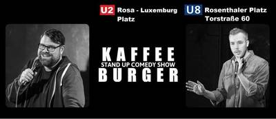 ''Kaffee Burger Comedy Show'' - in Berli...