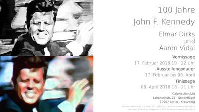 100 Jahre John F. Kennedy | Ausstellung