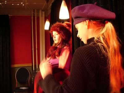 Schauspielschule in Steglitz für Kids und Teenies KISCHA