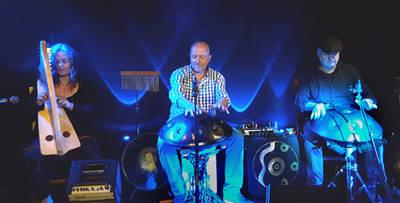 Faszination Handpan - Konzert mit KlangArt-Berlin