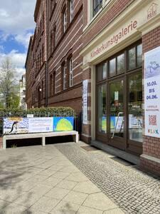 Klax Kinderkunstgalerie Vernissage Jugendkunstpreis 2021
