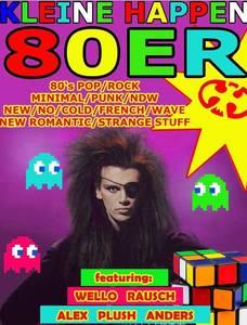 Kleine Happen Achtziger - Hit The Neon Dancefloor w/ 80s Vin...