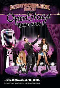 Open Stage - Have Fun!