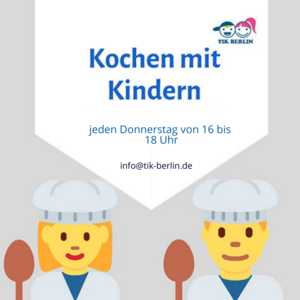 Kochen mit Kindern bei Tik e.V.