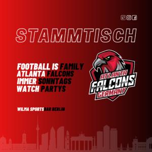 Stammtisch Atlanta Falcons Germany in Berlin Wilmersdorf