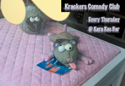 Krackers Comedy Club - English