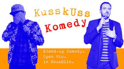 Stand-up Comedy: KUSSKUSS KOMEDY am 28.Oktober in @NEUKÖLLN