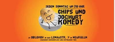 """""""Chips und Joghurt"""" - Stand up Comedy in Neukölln/..."""