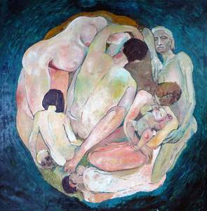 """Ausstellung """"La Vie"""" Jacqueline Seeber"""