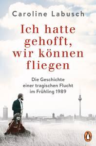 Buchcover Caroline Labusch: Ich hatte gehofft