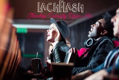 LACHFLASH COMEDY +++ Die verrückteste Stand-Up Show Berlins ...